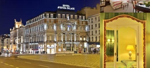 The Parc Hotel photo collage