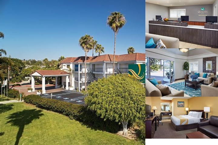 Quality Inn Encinitas photo collage