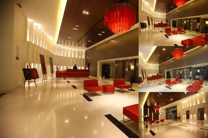 Keys Hotel Pimpri Pune photo collage