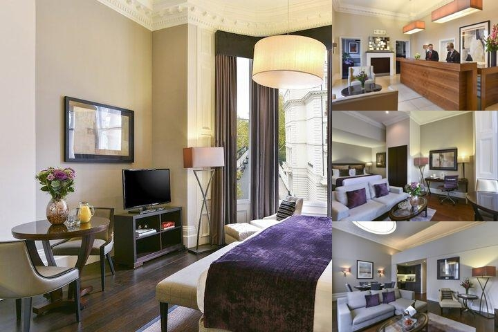 Fraser Suites Queens Gate photo collage