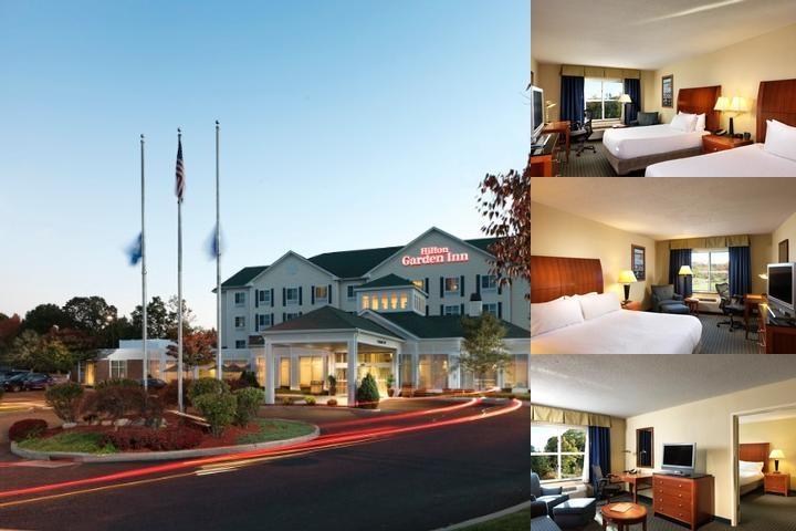 Hilton Garden Inn Milford photo collage