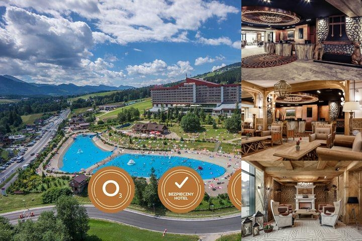 Mercure Zakopane Kasprowy photo collage