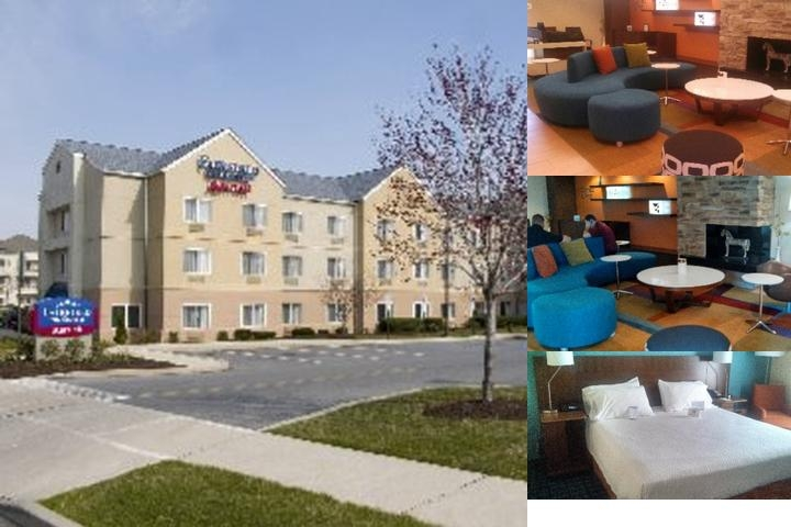 Fairfield Inn & Suites Bethlehem / Allentown photo collage