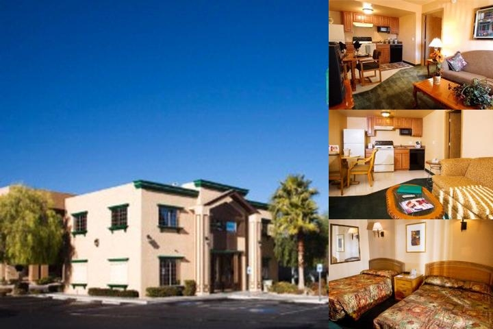 Emerald Suites South Las Vegas Boulevard photo collage