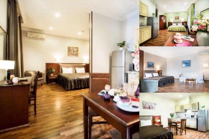 Greguar Hotel & Apartments photo collage