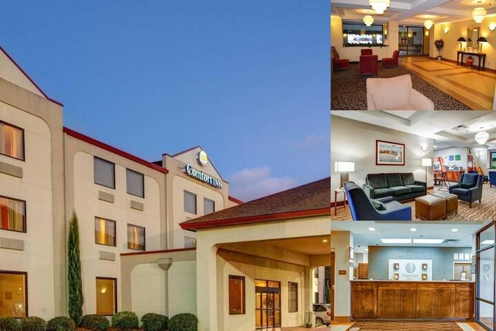 Comfort Inn Columbus photo collage