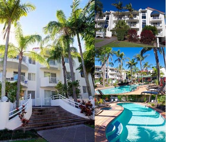 Cannes Court Apartments photo collage