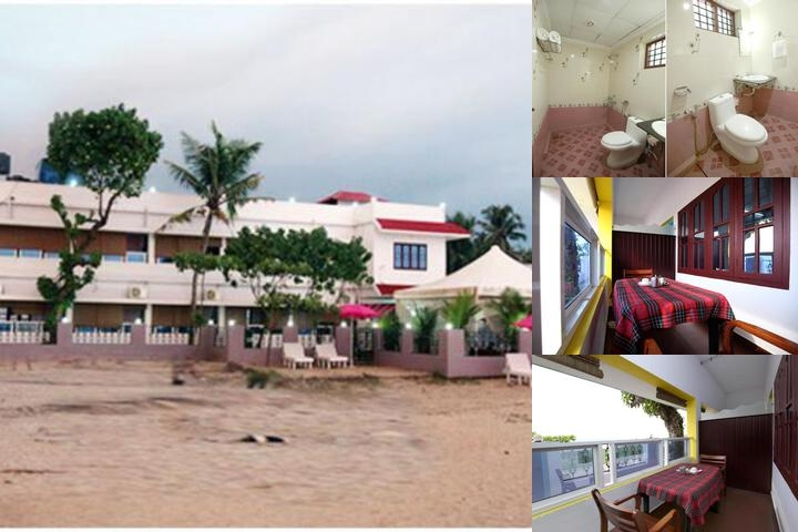 Alleppey Holiday Beach Resort photo collage