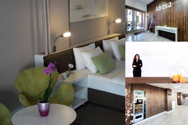 Adresa Hotel photo collage