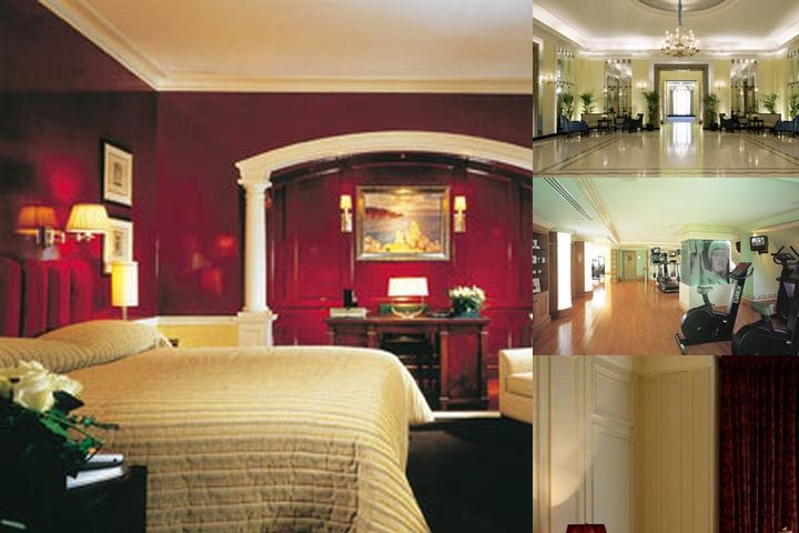 Claridge's photo collage