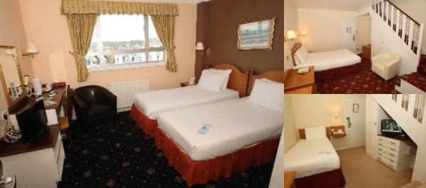 Best Western Stade Court Hotel photo collage