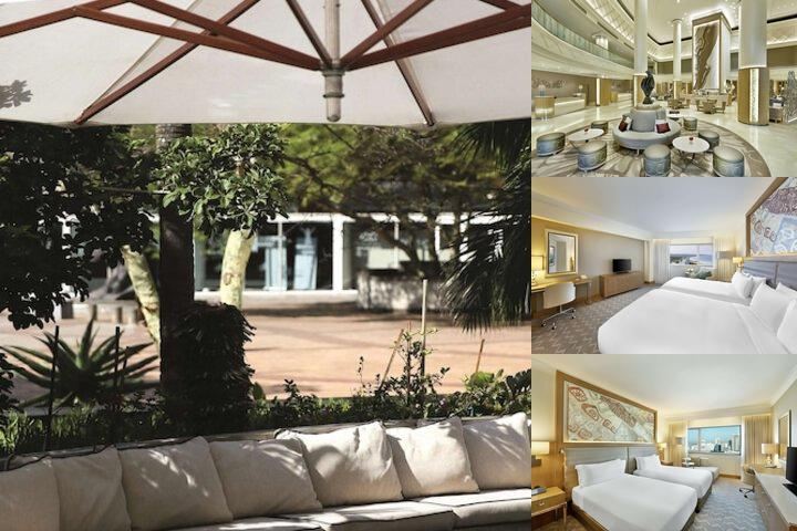 Hilton Durban photo collage