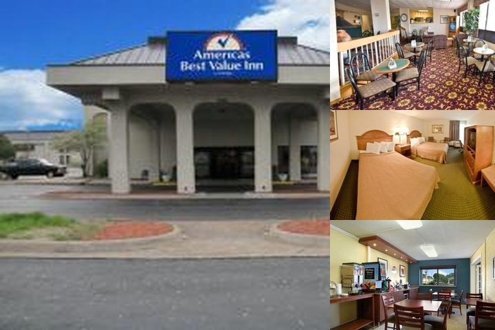 Motel 6 Moline photo collage