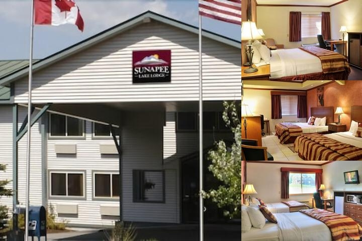 Sunapee Lake Lodge photo collage