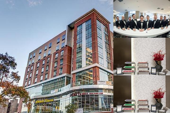 Cambria Suites White Plains Downtown photo collage