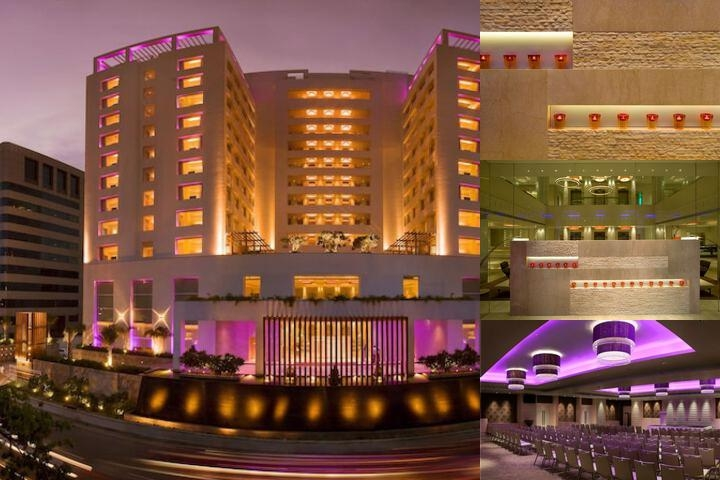 The Raintree Hotel Anna Salai photo collage