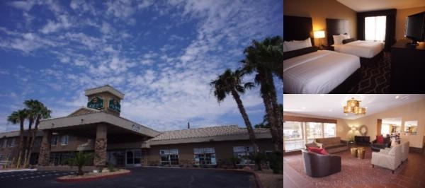 La Quinta Inn & Suites Las Vegas Tropicana photo collage