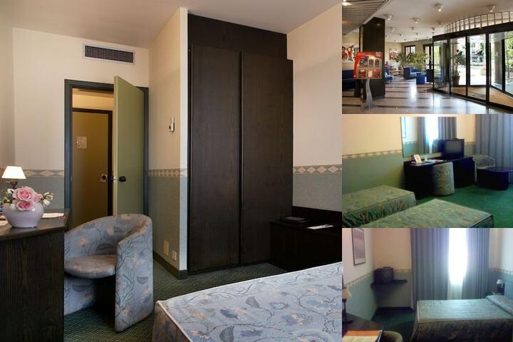Pacific Hotel Airport photo collage