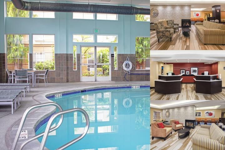 Hampton Inn & Suites Seattle North / Lynnwood by Hilton photo collage