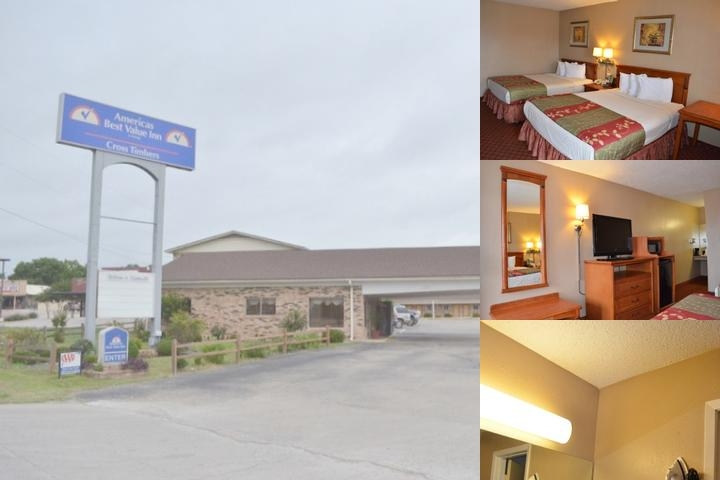 Americas Best Value Inn Stephenville photo collage
