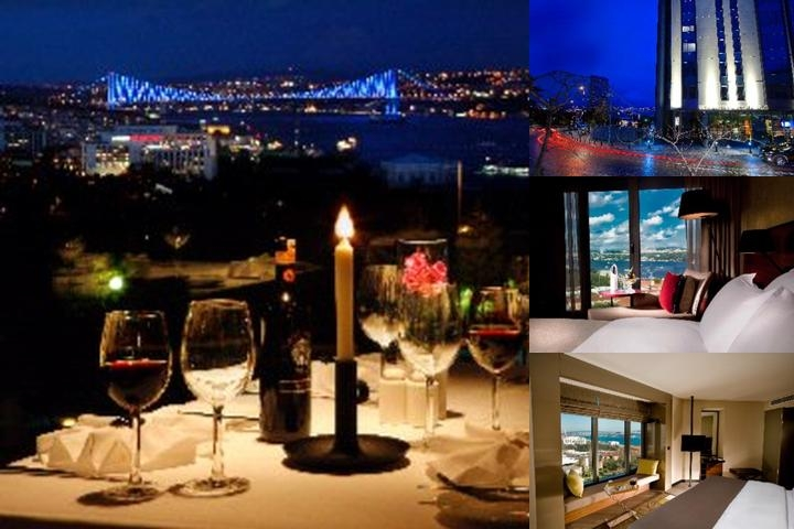 Gezi Hotel Bosphorus Boutique Class photo collage