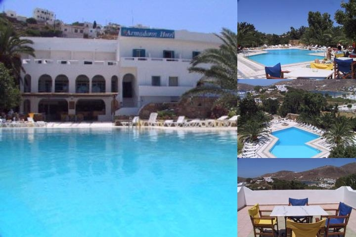 Armadoros Hotel photo collage