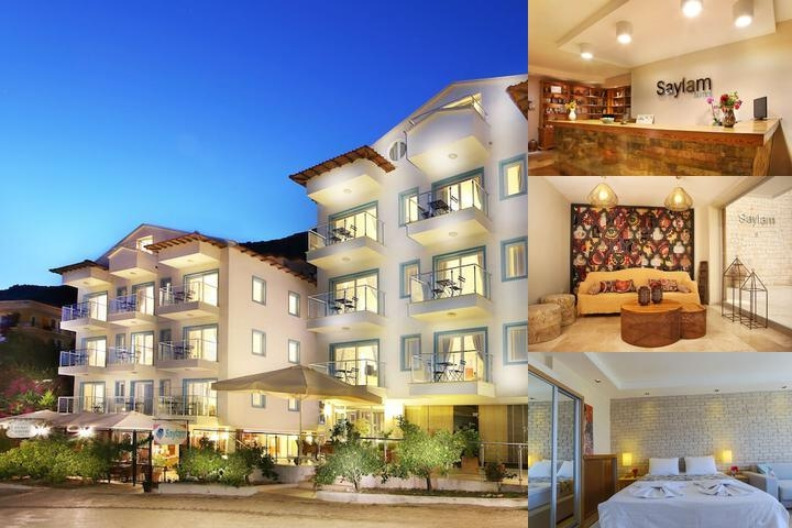 Saylam Suites photo collage