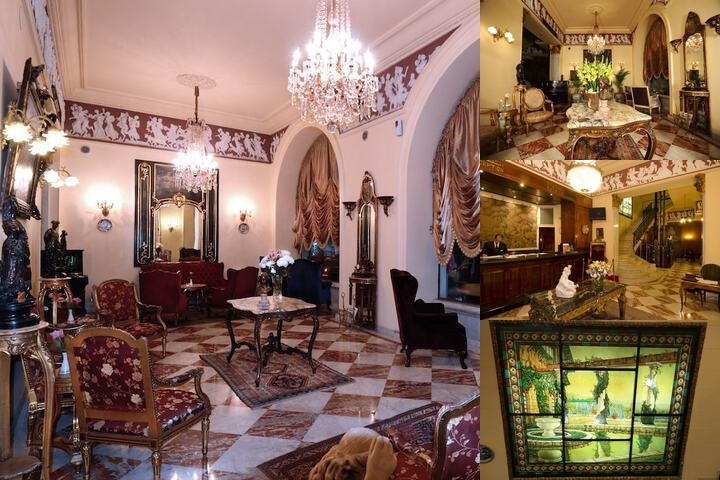 Le Metropole Hotel photo collage