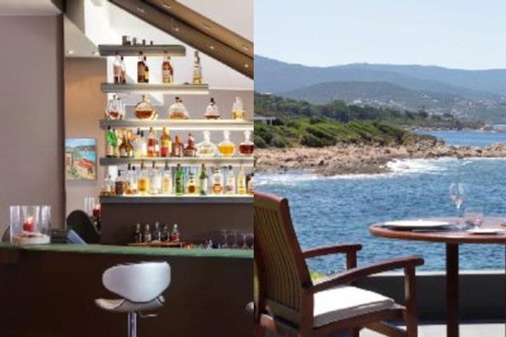 Sofitel Golfe Ajaccio Thalassa Sea & Spa photo collage