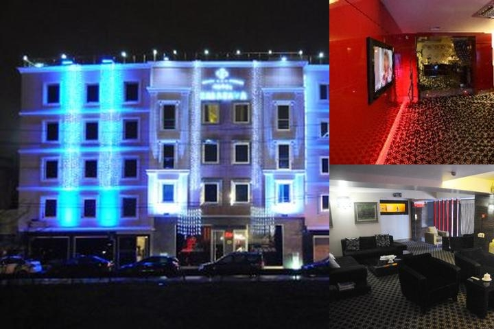 Karakaya Hotel photo collage