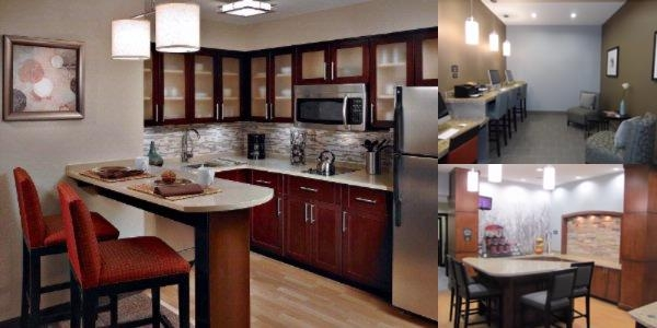 Staybridge Suites Denver Stapleton photo collage