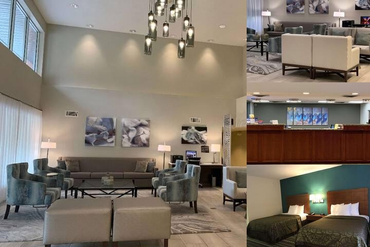 Best Western Tallahassee Downtown photo collage