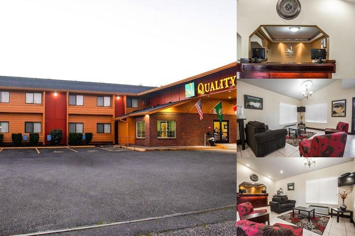 Quality Inn Centralia photo collage