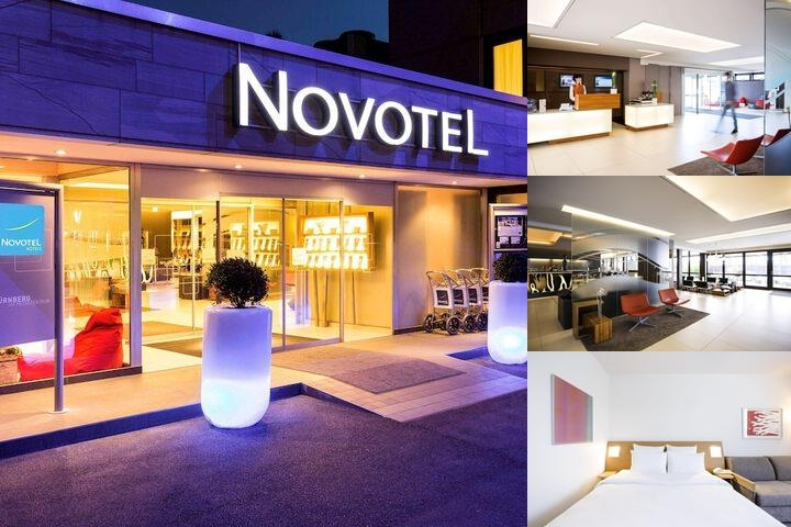 Novotel Nuernberg Messezentrum photo collage
