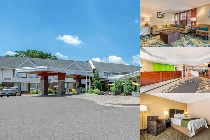 The Best Western Plus Brampton photo collage