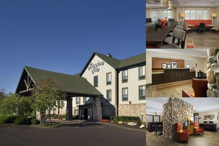 Hampton Inn Kansas City Village West photo collage