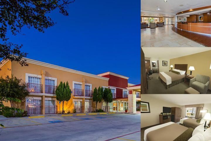 Best Western Plus Atrium Inn photo collage