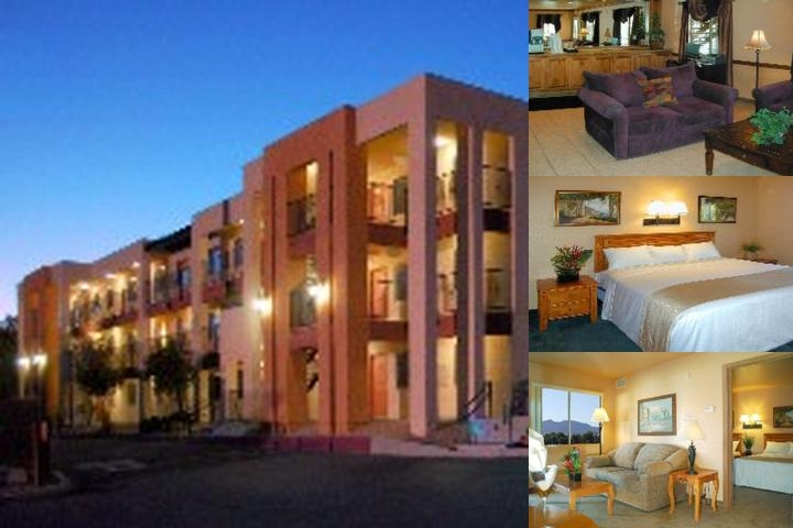 Nellis Suites at Main Gate photo collage