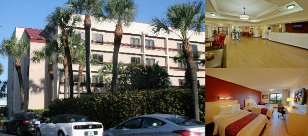 Red Roof Inn Miami Airport photo collage
