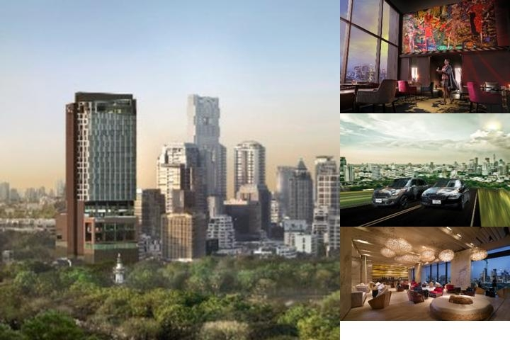 Sofitel So Bangkok photo collage
