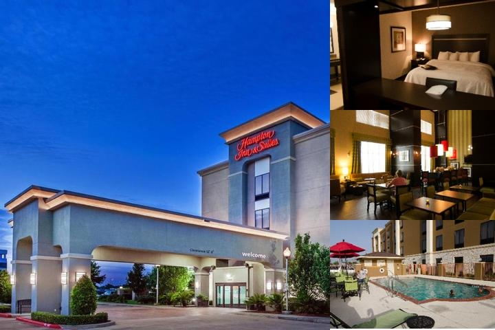 Hampton Inn & Suites League City / Nasa Texas photo collage