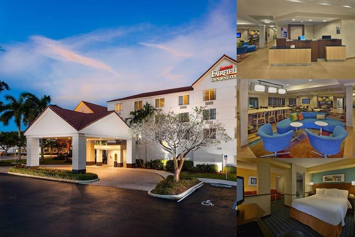 Fairfield Inn & Suites by Marriott Boca Raton photo collage