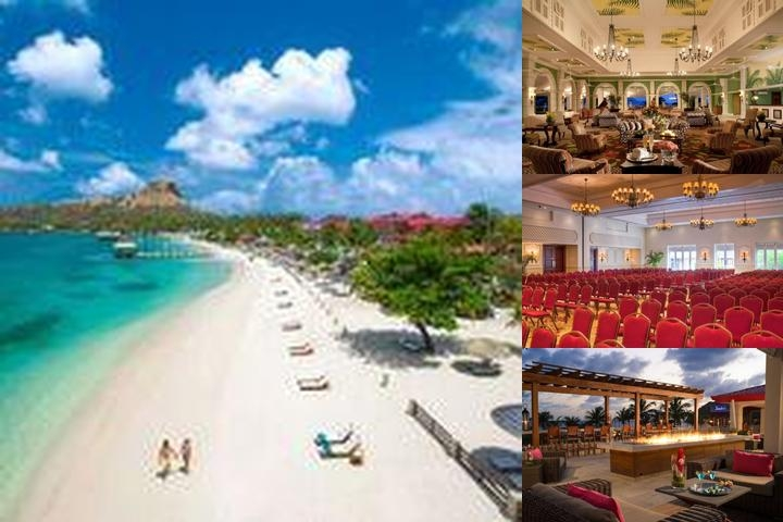 Sandals Grande St. Lucian Spa & Beach Resort photo collage