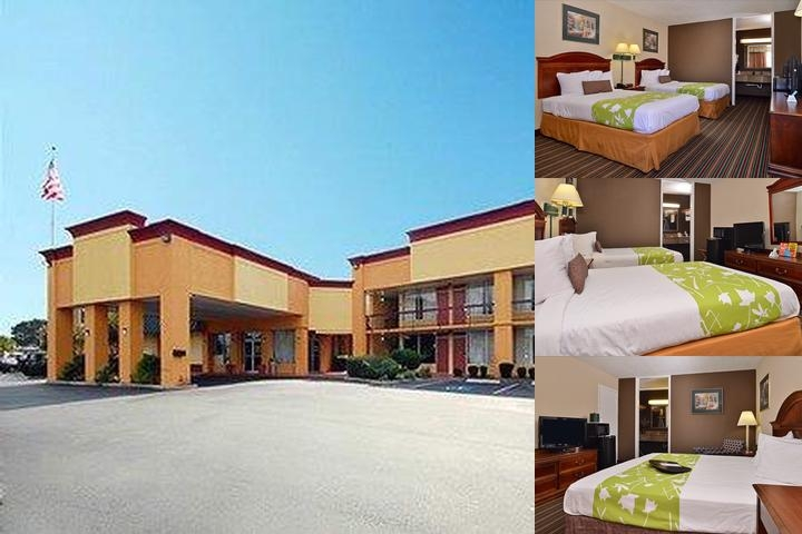Econo Lodge Savannah South photo collage