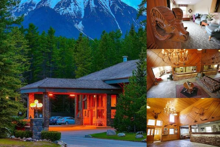 Mountaineer Lodge photo collage