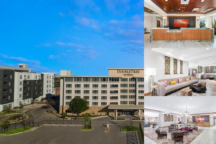 Wyndham Garden Hotel San Antonio Near La Cantera Photo Collage