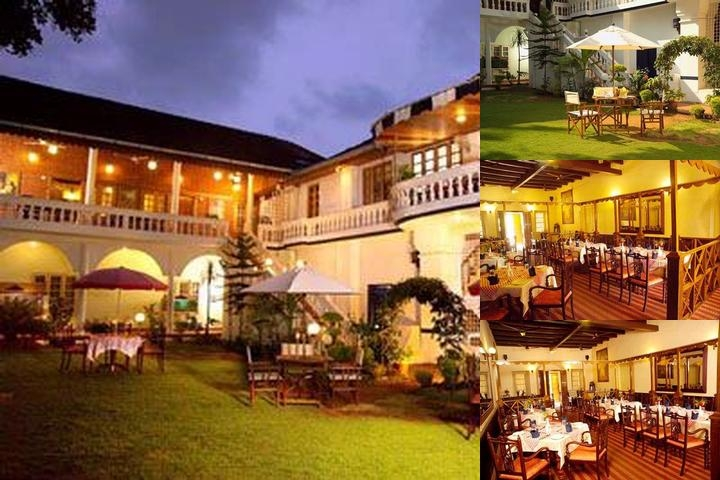 Hotel Fort Heritage photo collage