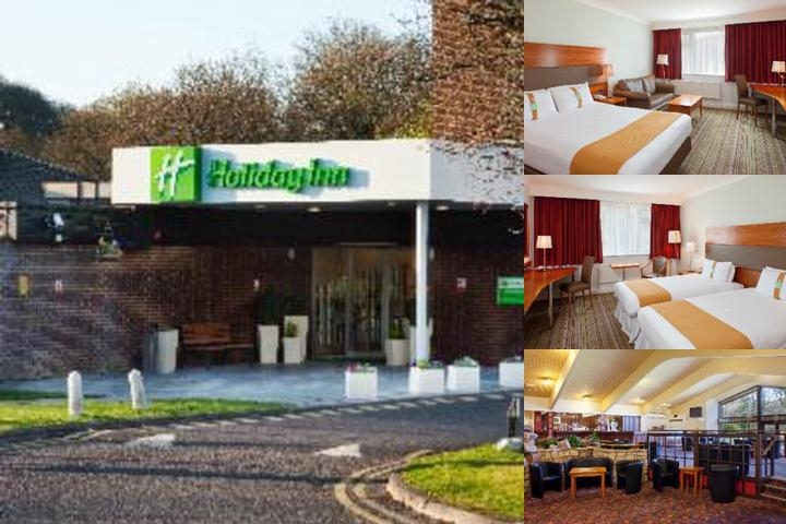 Holiday Inn Newport photo collage