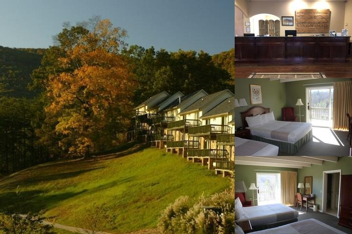 Kingwood Resort photo collage