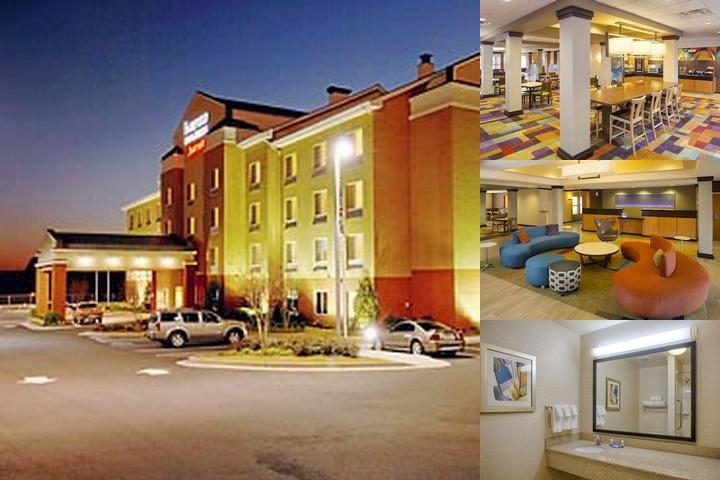Fairfield Inn & Suites Atlanta Mcdonough photo collage